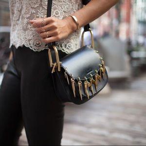 Chloe Hudson Grigri Charm Bag